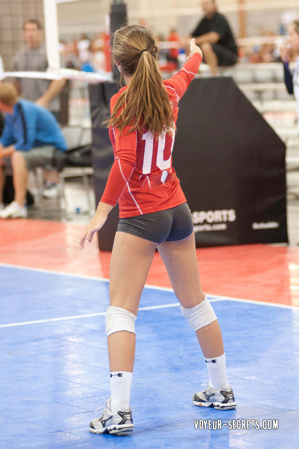 Volleyball voyeur galleries