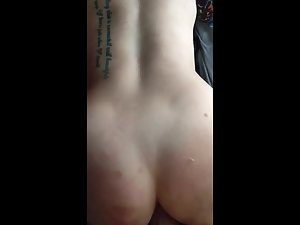 Party girl's ass is too tight to receive a fat dick Picture 5