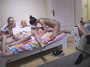 Swingers orgy and house party Picture 3