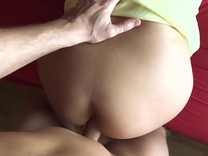 Big cock deep in throat and deeper in ass Picture 6