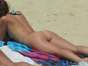 Best tanned asses from all over the beach Picture 6