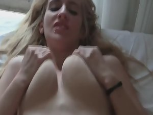 Big boobs bounce during hard fuck
