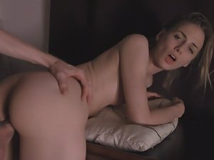 Shutting her up with hard dick Picture 5