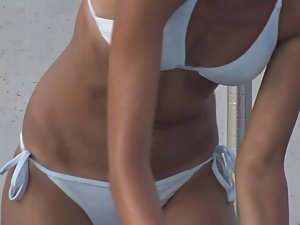 Most incredible cameltoe ever seen Picture 1