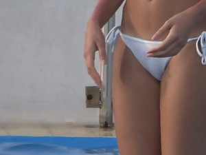 Most incredible cameltoe ever seen Picture 6