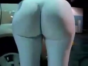Amazingly firm big ass