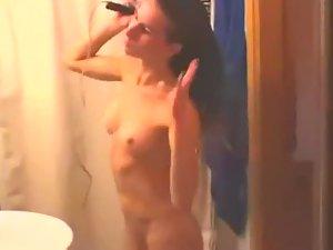 Peeping my neighbor's masturbation Picture 4