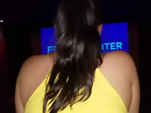 Teens have a clever way of fucking at the movies