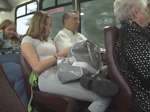 Hottie from the bus got great ass