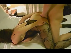 Wife anally ravaged in front of cuckold Picture 4