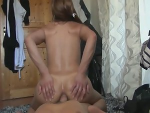 Latina has problems with anal sex Picture 7