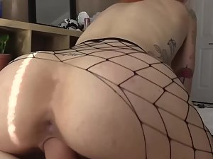 Petite punk girl moans on big dick Picture 8