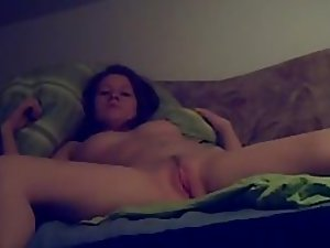 Teenage girl waits to be fucked