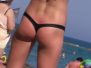 Undeniably the hottest girl on the beach today