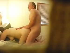 Nice voyeur sex