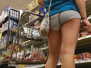 Clumsy girl got amazing ass Picture 8