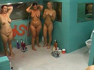 Big brother girls naked