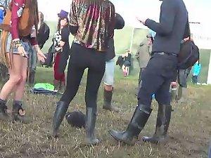 Legs start the dance and body follows