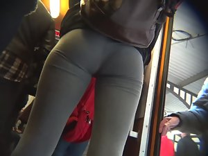 Epic ass and gap between thighs