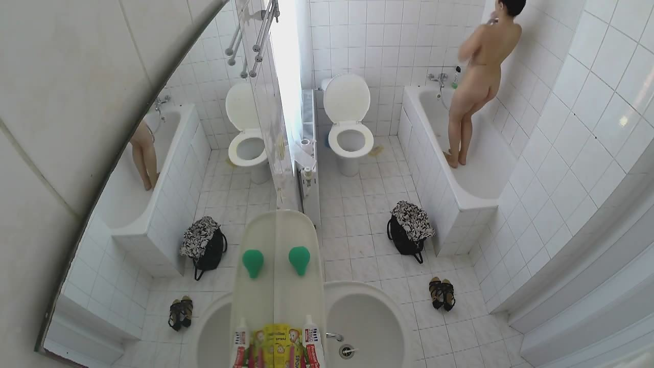Hidden Camera On Hotel Bathroom