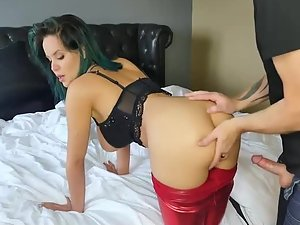 Flashy fuck with a creampie request