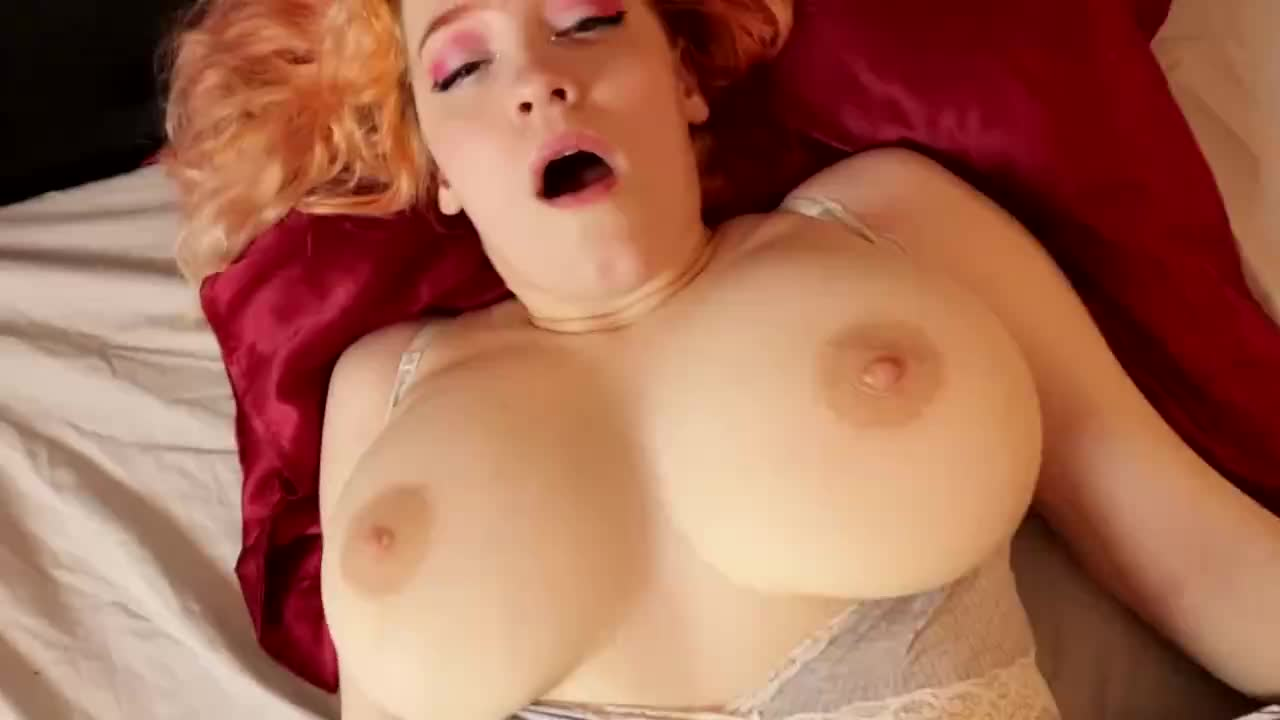 Huge Natural Big Bouncing Tits