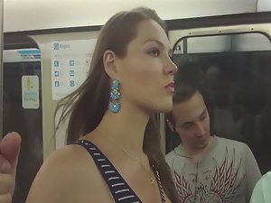 Girl of my dreams found in subway