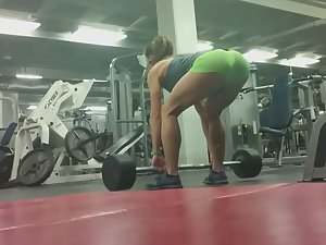 Ass workout off perfect fit girl