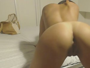 Anal slut can do it in a bunch of poses Picture 2