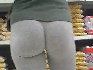 Blonde got a supernatural ass